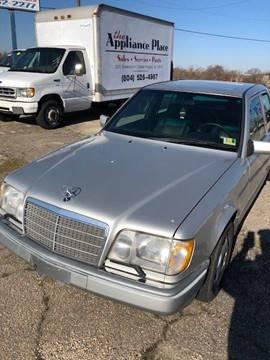 1995 Mercedes-Benz 420-Class for sale in Petersburg, VA