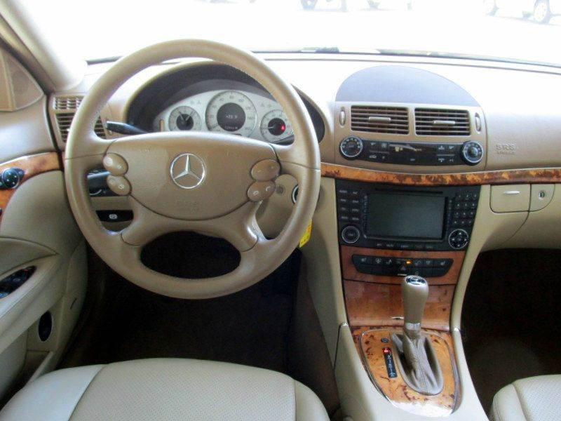 2008 Mercedes-Benz E-Class E 350 4dr Sedan - Durham NC