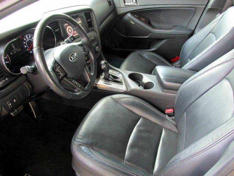 2013 Kia Optima SXL 4dr Sedan - Durham NC