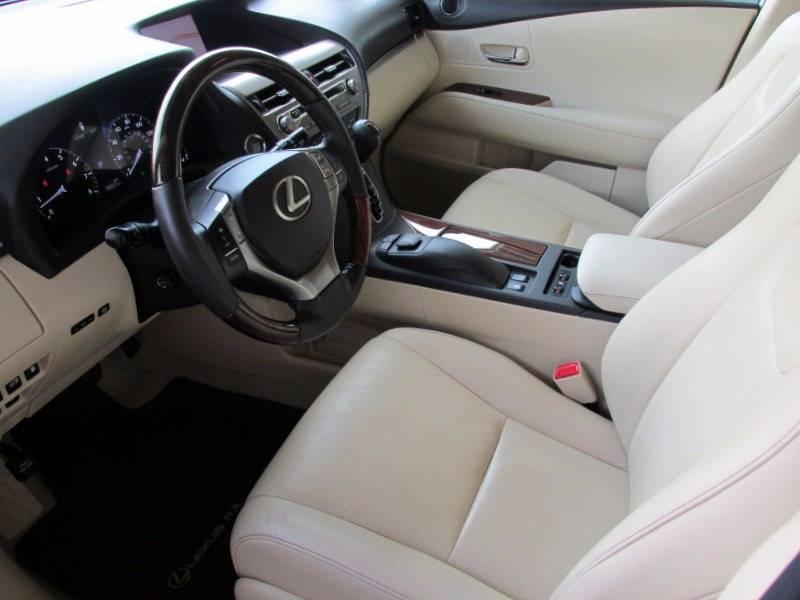2013 Lexus RX 350 4dr SUV - Durham NC