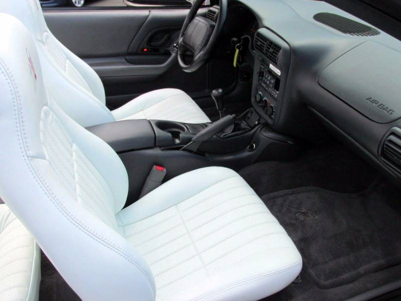 1997 Chevrolet Camaro Z28 SS 2dr Convertible - Durham NC
