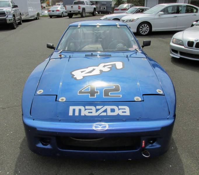 Twin Cities Mazda Dealers: 1980 Mazda Rx-7 Vintage/SCCA Race Car In Durham NC