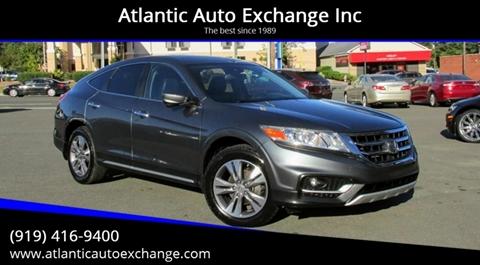Honda Crosstour For Sale >> Honda Crosstour For Sale In Durham Nc Atlantic Auto