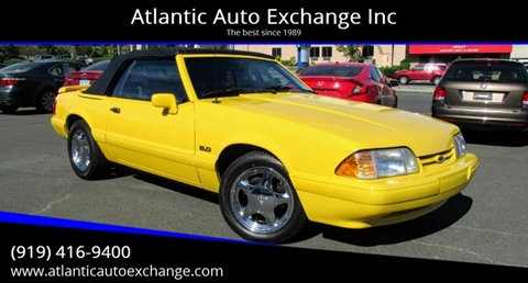 1993 Ford Mustang for sale in Durham, NC