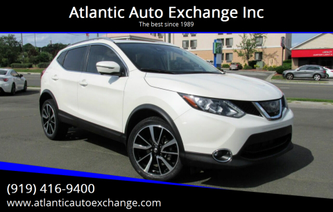 2017 Nissan Rogue Sport for sale at Atlantic Auto Exchange Inc in Durham NC