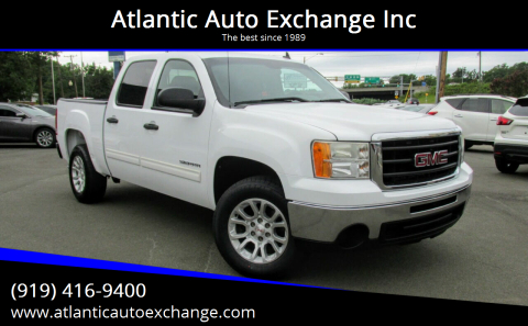 2011 GMC Sierra 1500 for sale at Atlantic Auto Exchange Inc in Durham NC
