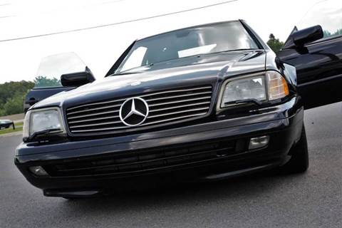 1998 Mercedes-Benz SL-Class for sale at Evans Motors Inc in Little Rock AR