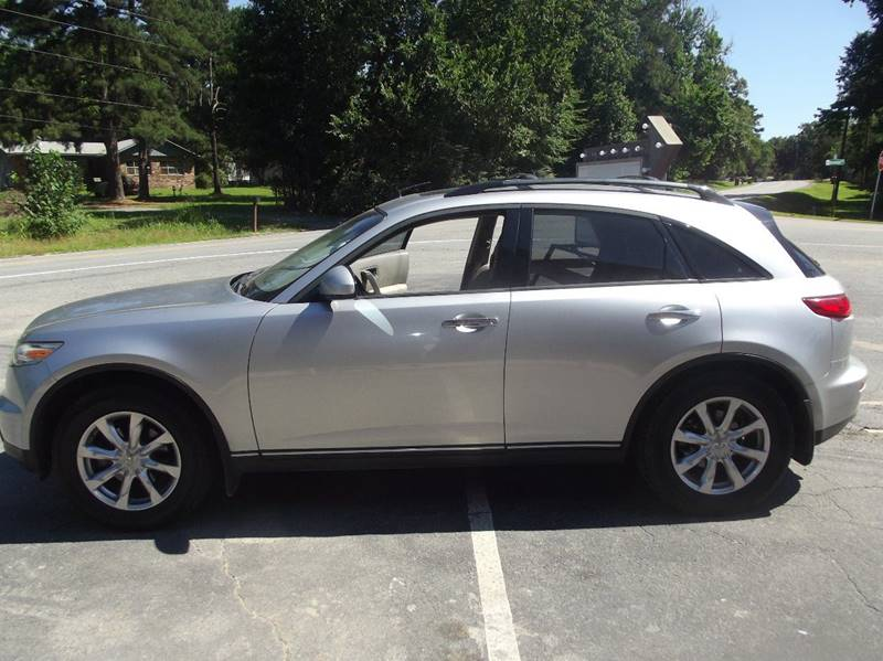 2005 Infiniti FX35 Rwd 4dr SUV - Little Rock AR