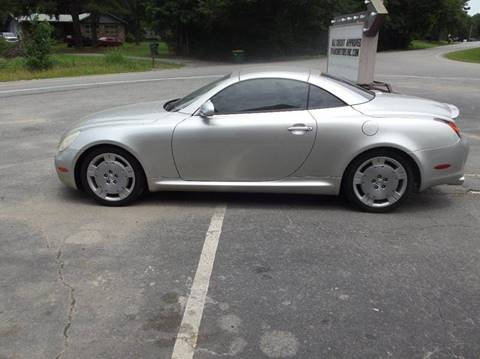 2002 Lexus SC 430 for sale in Little Rock, AR