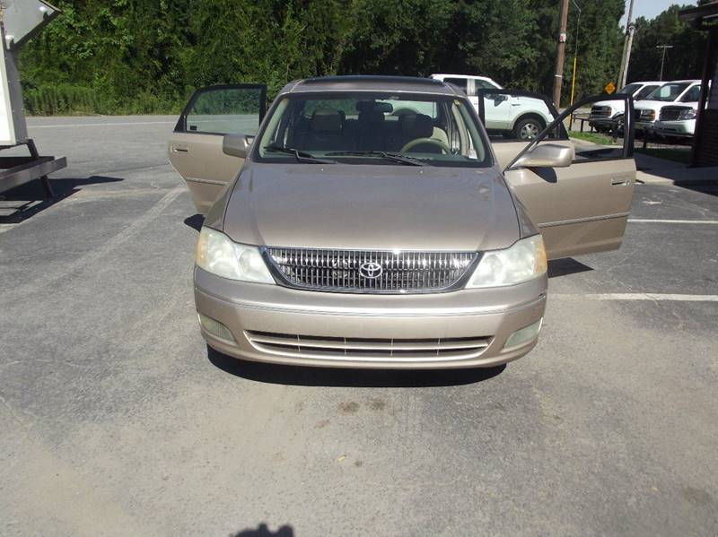 2002 Toyota Avalon XL 4dr Sedan w/Bucket Seats - Little Rock AR