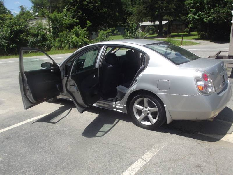 2005 Nissan Altima SE - Little Rock AR