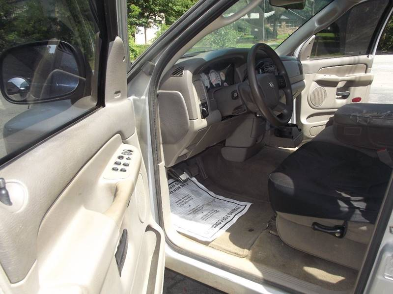 2004 Dodge Ram Pickup 1500 ST - Little Rock AR