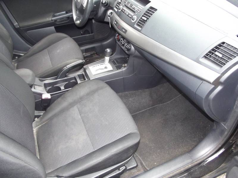 2008 Mitsubishi Lancer ES 4dr Sedan 5M - Little Rock AR