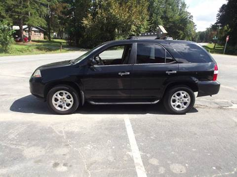 2001 Acura MDX for sale in Little Rock, AR