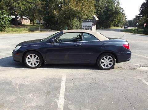 2008 Chrysler Sebring for sale in Little Rock, AR