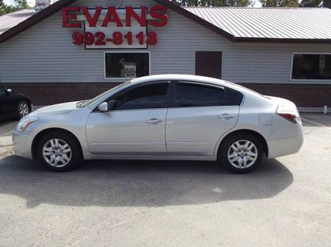 2011 Nissan Altima for sale in Little Rock, AR