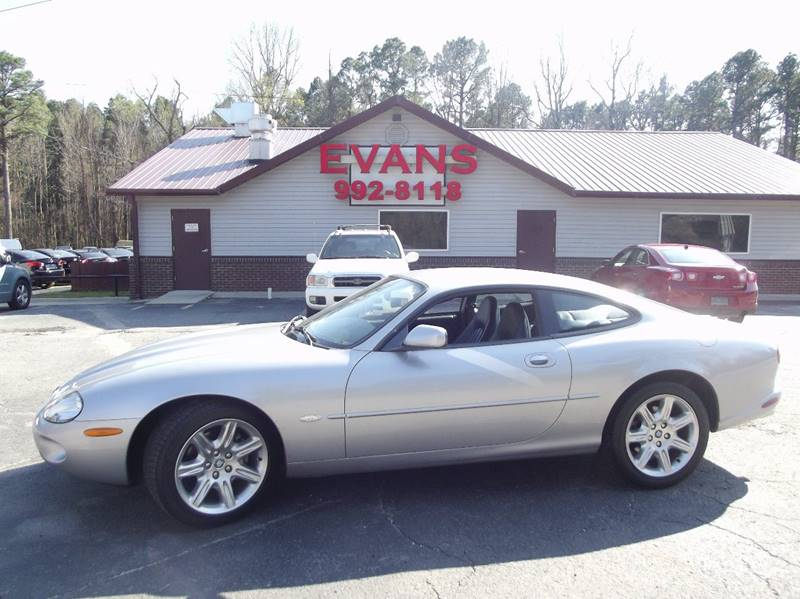 2000 Jaguar XK Series For Sale At Evans Motors Inc In Little Rock AR