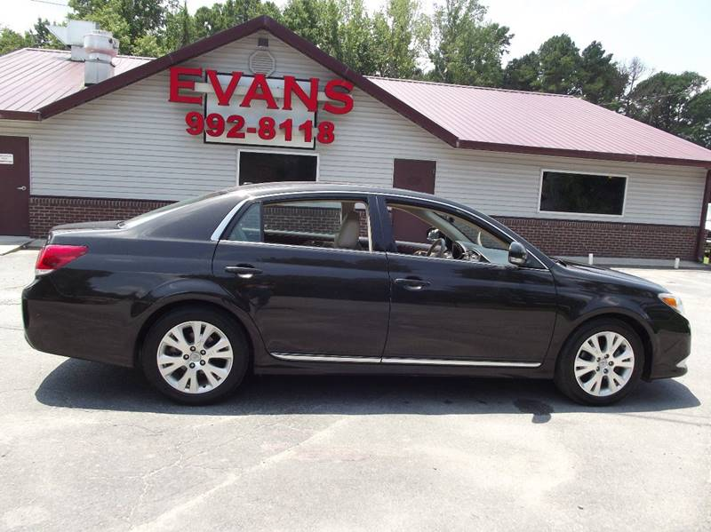 2011 Toyota Avalon For Sale At Evans Motors Inc In Little Rock AR