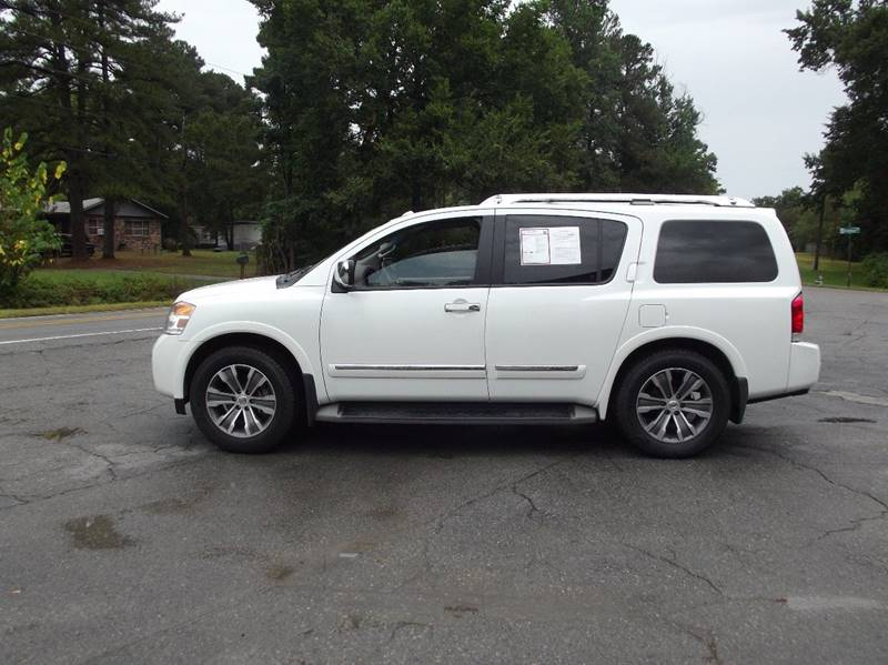 2015 Nissan Armada For Sale At Evans Motors Inc In Little Rock AR