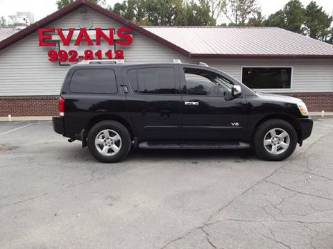 2006 Nissan Armada For Sale In Little Rock, AR