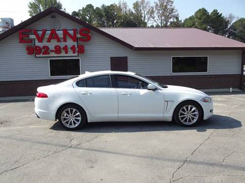 2014 Jaguar XF For Sale In Little Rock, AR