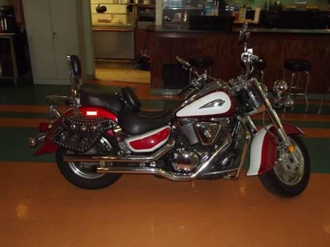 1999 Suzuki Intruder for sale at Evans Motors Inc in Little Rock AR