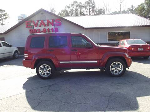 2008 Jeep Liberty for sale in Little Rock, AR