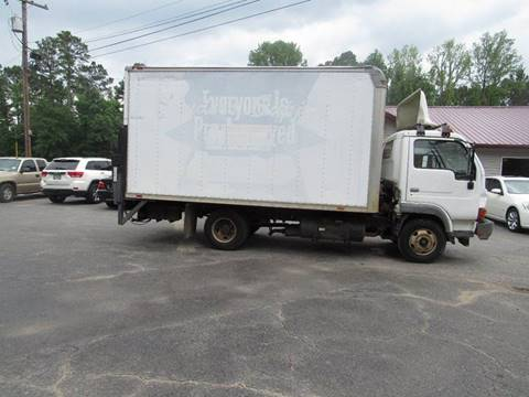 2003 UD Trucks UD1200 for sale in Little Rock, AR