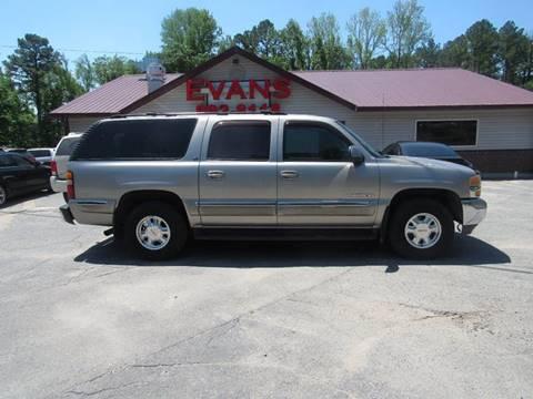 2001 GMC Yukon XL for sale in Little Rock, AR