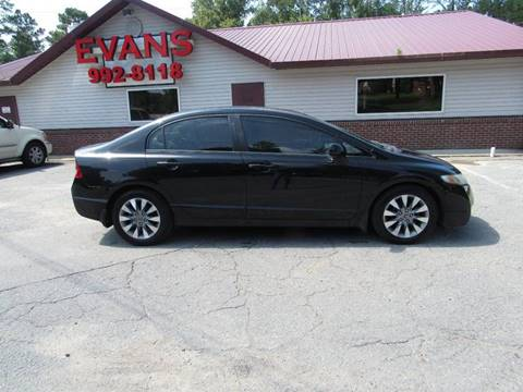 2010 Honda Civic for sale in Little Rock, AR
