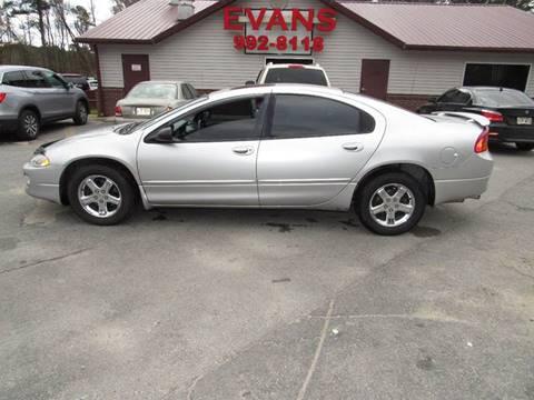 2004 Dodge Intrepid for sale at Evans Motors Inc in Little Rock AR