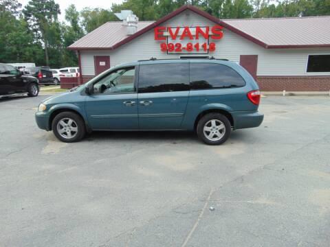 2005 Dodge Grand Caravan for sale at Evans Motors Inc in Little Rock AR