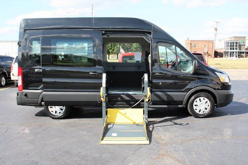 2015 Ford Transit Wagon 10000 Miles