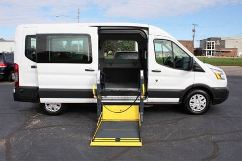 2015 Ford Transit Wagon for sale in Jackson, MI
