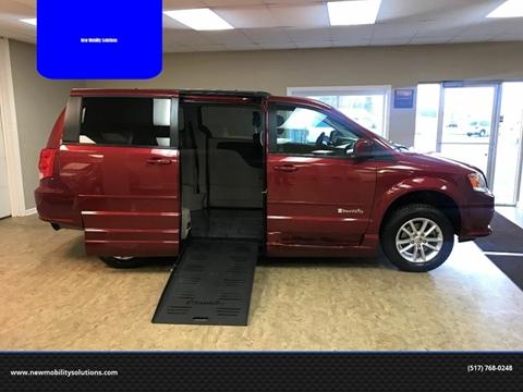 2015 Dodge Grand Caravan for sale in Jackson, MI