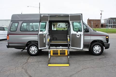 2014 Ford E-Series Cargo for sale in Jackson, MI