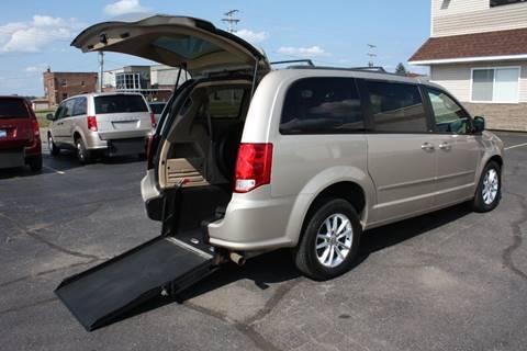 2014 Dodge Grand Caravan for sale in Jackson, MI