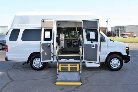2008 Ford E-Series Cargo for sale in Jackson, MI