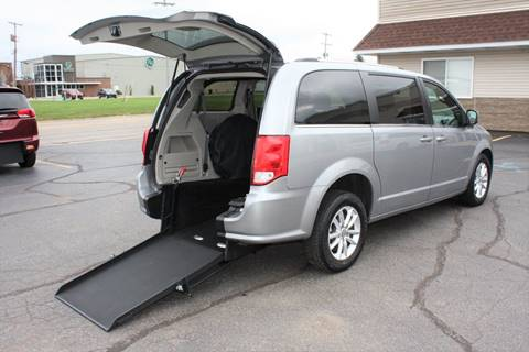 2018 Dodge Grand Caravan for sale in Jackson, MI