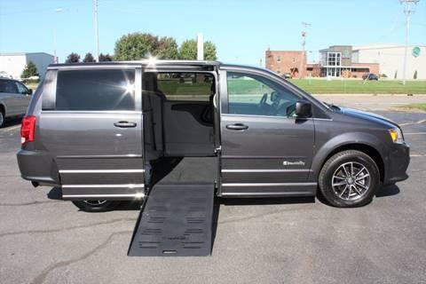 2017 Dodge Grand Caravan for sale in Jackson, MI