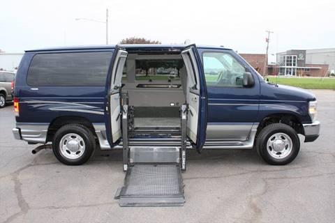 2011 Ford E-Series Cargo for sale in Jackson, MI