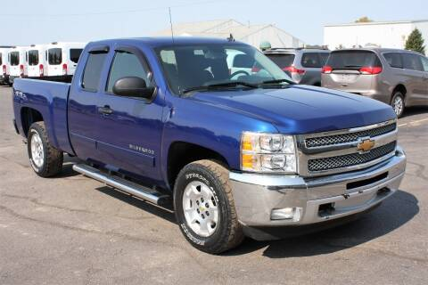 2013 Chevrolet Silverado 1500 for sale at New Mobility Solutions in Jackson MI
