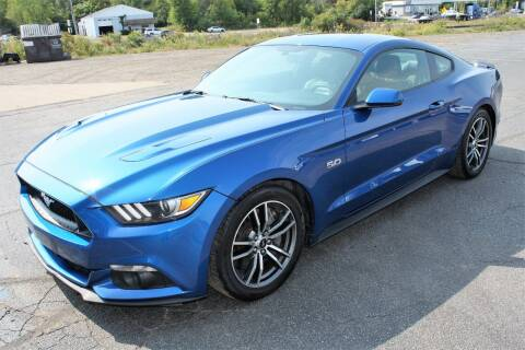 2017 Ford Mustang for sale at New Mobility Solutions in Jackson MI