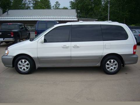 2005 Kia Sedona for sale in Warsaw, IN