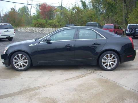 2008 Cadillac CTS for sale at H&L MOTORS, LLC in Warsaw IN