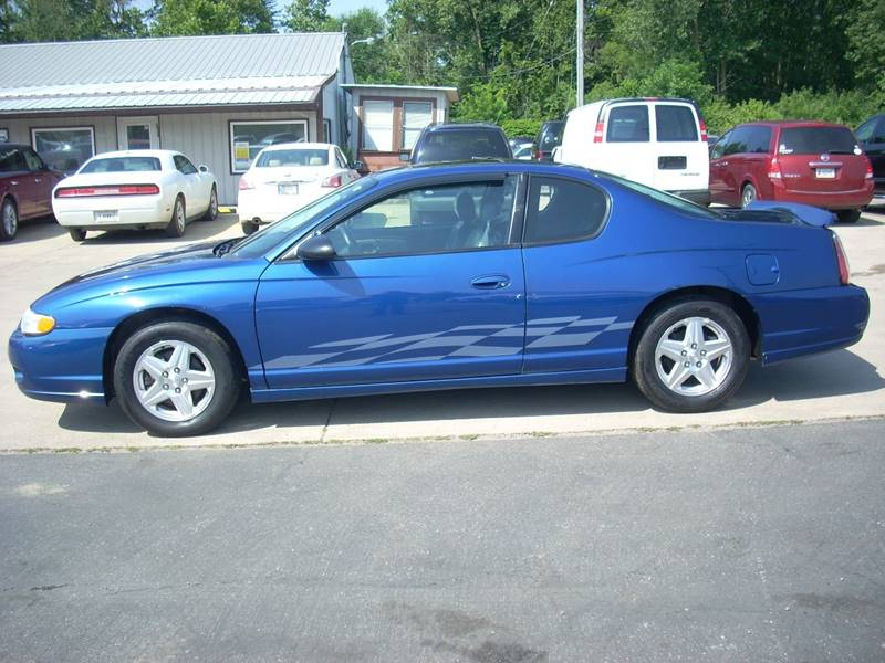 2005 Chevrolet Monte Carlo LT 2dr Coupe   Warsaw IN