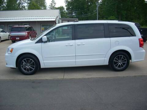 2017 Dodge Grand Caravan for sale at H&L MOTORS, LLC in Warsaw IN