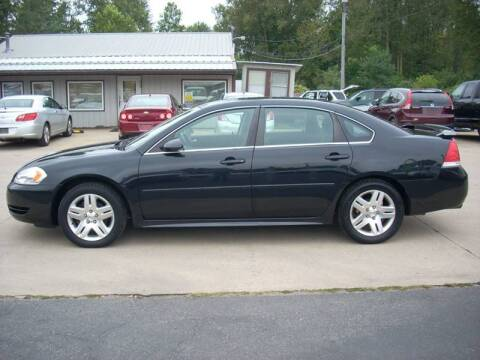 2012 Chevrolet Impala for sale at H&L MOTORS, LLC in Warsaw IN