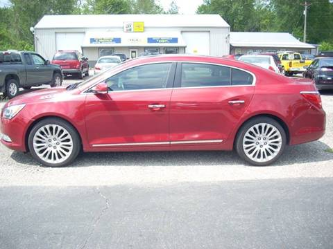 2014 Buick LaCrosse for sale in Warsaw, IN