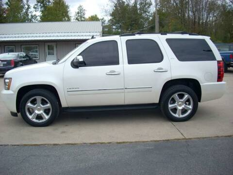 2011 Chevrolet Tahoe for sale at H&L MOTORS, LLC in Warsaw IN